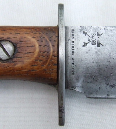 Early British Military Wilkinson Sword Type D Survival Knife